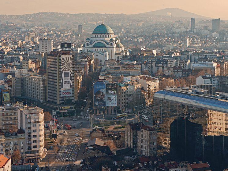 A Belgrado il cinema italiano