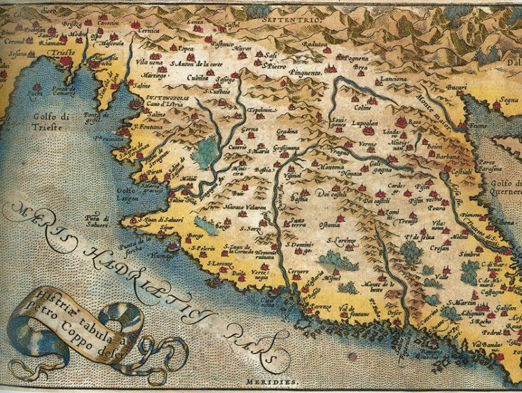 """L'Istria nel """"DE SUMMA TOTIUS ORBIS"""""""