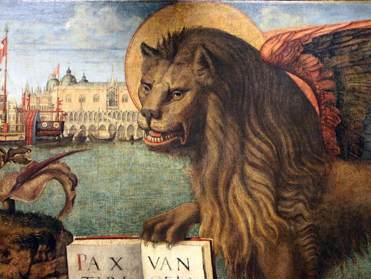 In fuga dai barbari. L'origine di Venezia tra storia e mito