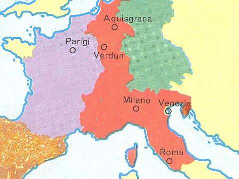 L'Istria nel Regno Italico