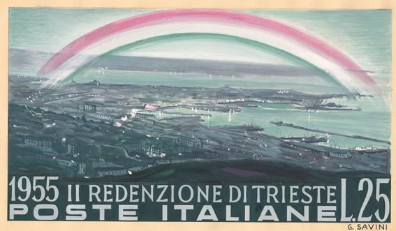 Il ritorno dell'Italia a Trieste, ma non in Istria