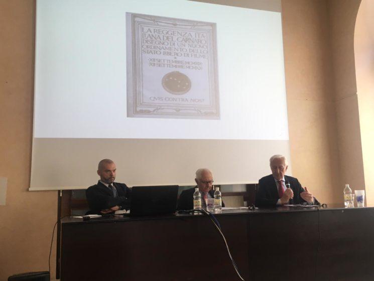 Fiume, un secolo fa: d'Annunzio e la Carta del Carnaro