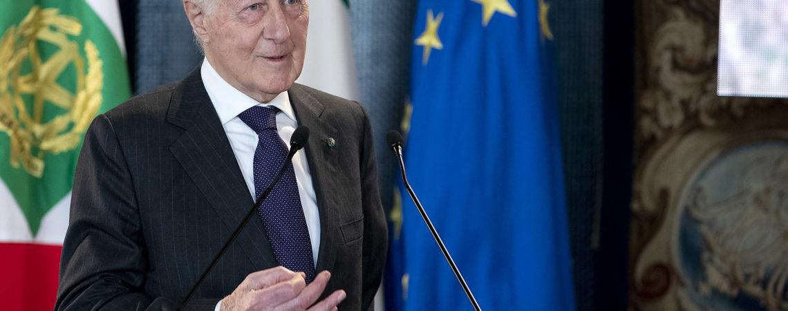 Giuseppe de Vergottini Presidente di FederEsuli