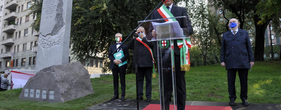 Milano riconosce i sacrifici dell'italianità adriatica
