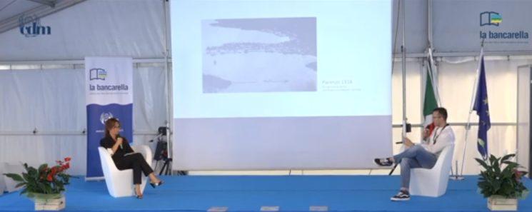Letture aerofotogrammetriche dell'Adriatico orientale alla Bancarella 2020