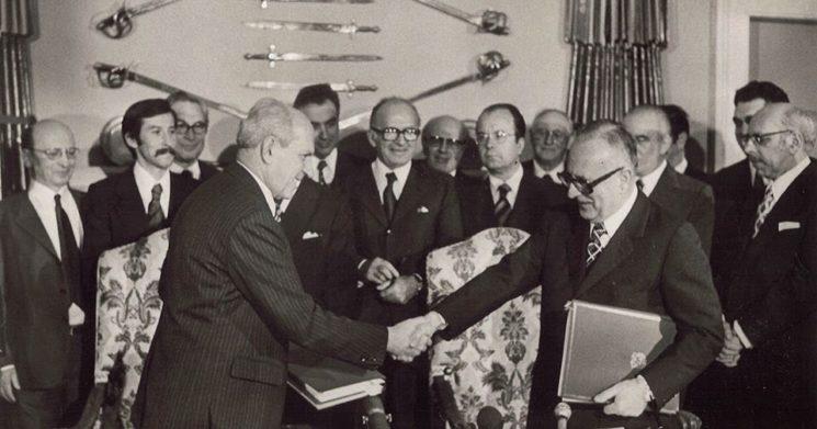 Il Trattato di Osimo e la cessione alla Jugoslavia della Zona B