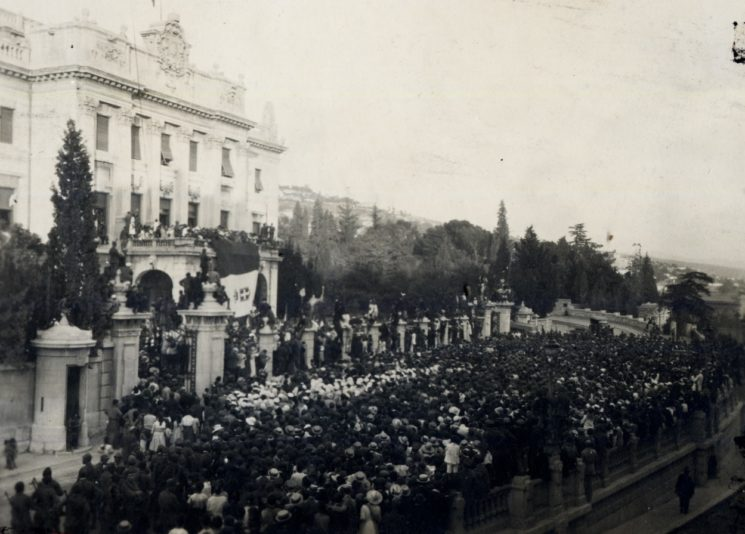 L'esodo croato da Fiume dannunziana, un fatto storico improbabile