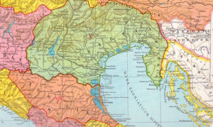 Venetia et Histria. La Regio X nell'Italia di Augusto